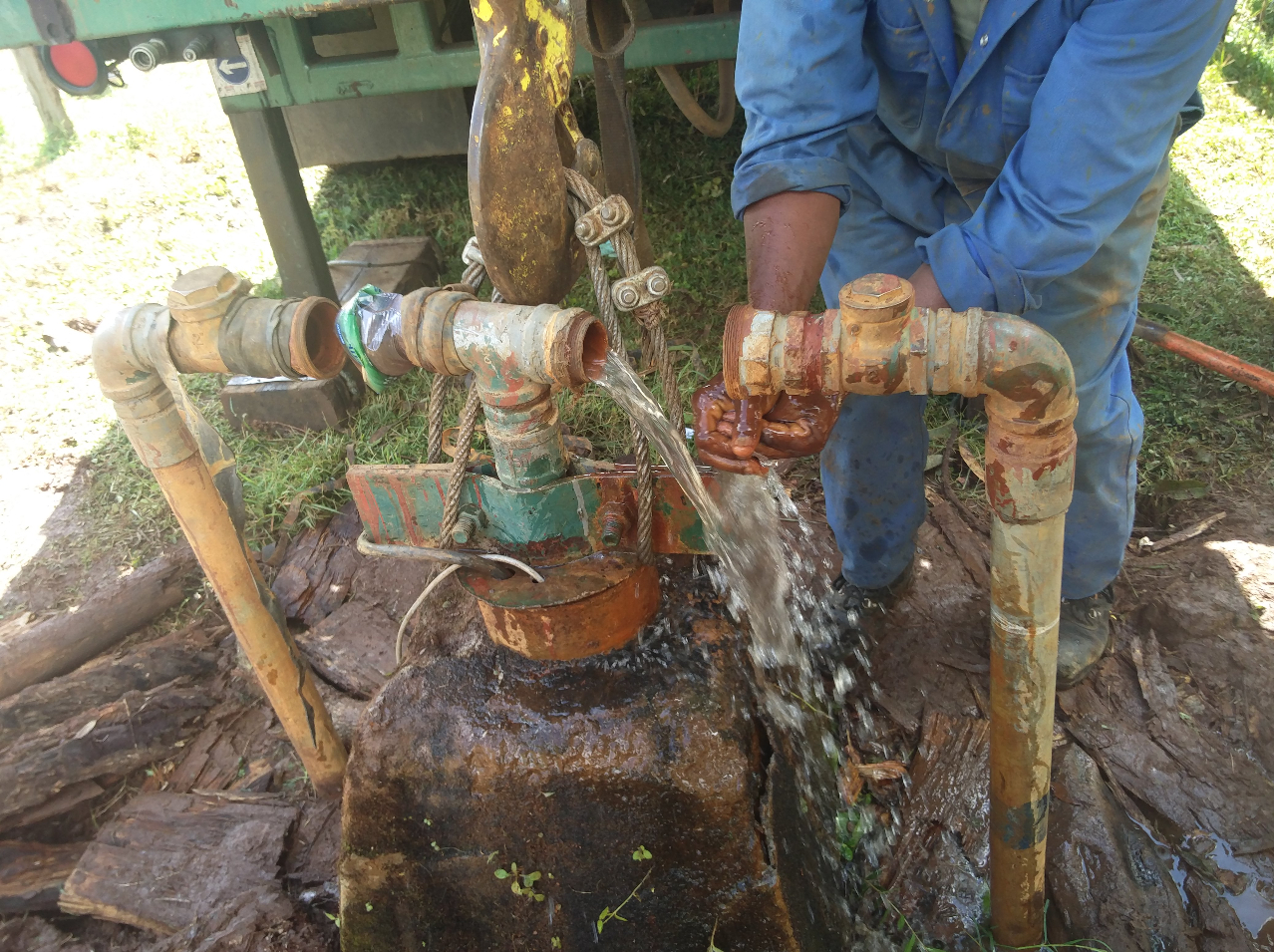 Drinking Water Supply – Off-Grid System - Elfinesh - Ethiopia